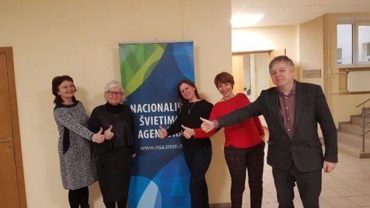 National Agency for Education (LITHUANIA). Team